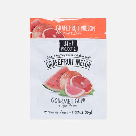 Жевательная резинка Project 7 Grapefruit Melon