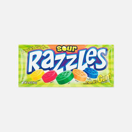 Жевательная резинка Razzles Sour