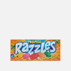 Жевательная резинка Razzles Tropical