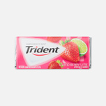Trident Island Berry Lime Chewing Gum photo- 0