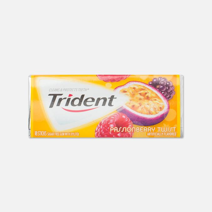 Жевательная резинка Trident Passionberry (дубль)