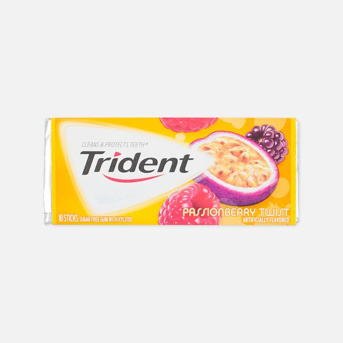 Жевательная резинка Trident Passionberry Twist