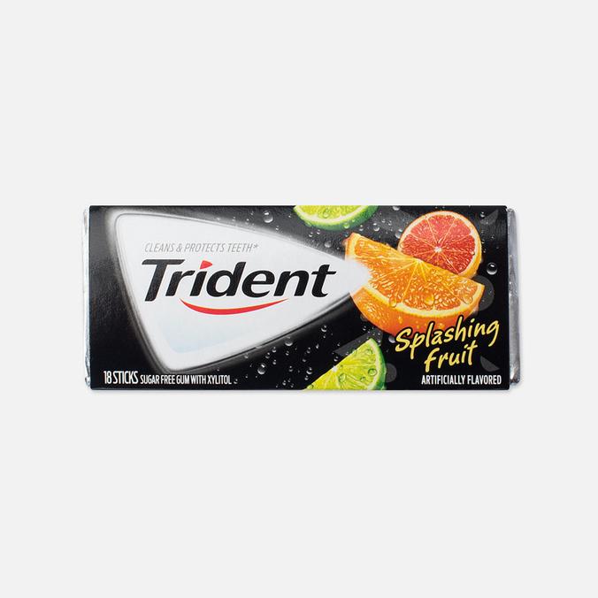 Жевательная резинка Trident Splashing Fruit