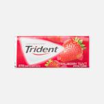 Жевательная резинка Trident Strawberry Twist фото- 0
