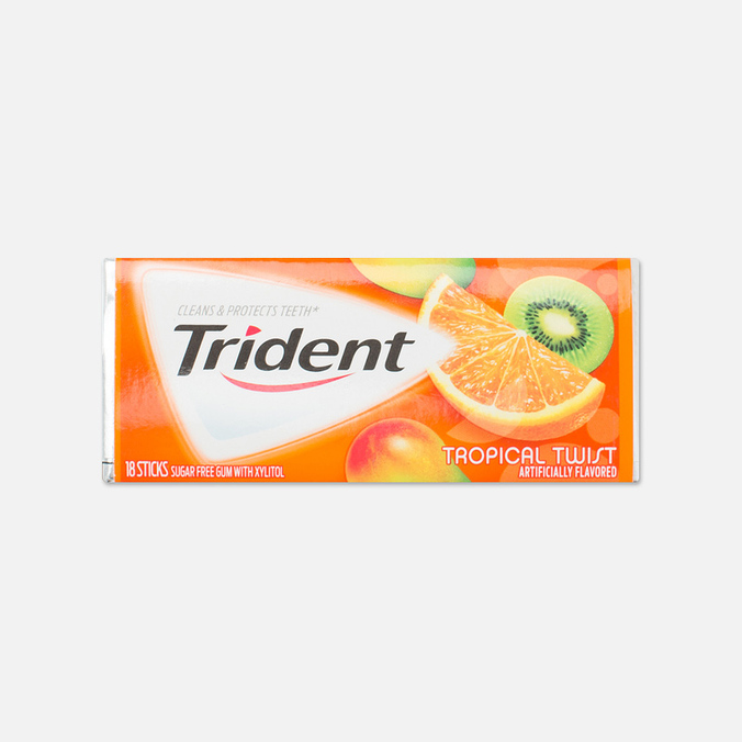 Trident Tropical Twist Chewing Gum