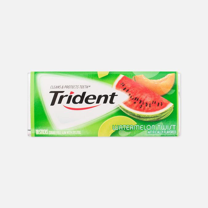 Жевательная резинка Trident Watermelon Twist