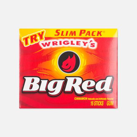 Жевательная резинка Wrigley's Big Red Cinnamon
