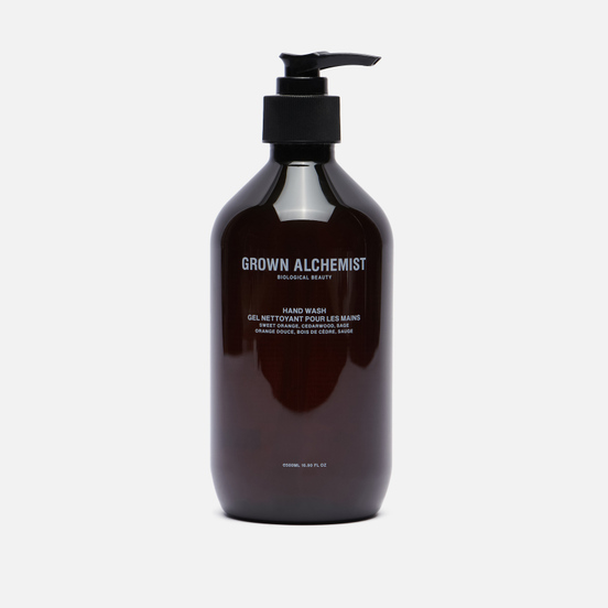 Жидкое мыло Grown Alchemist Sweet Orange & Cedarwood & Sage Large