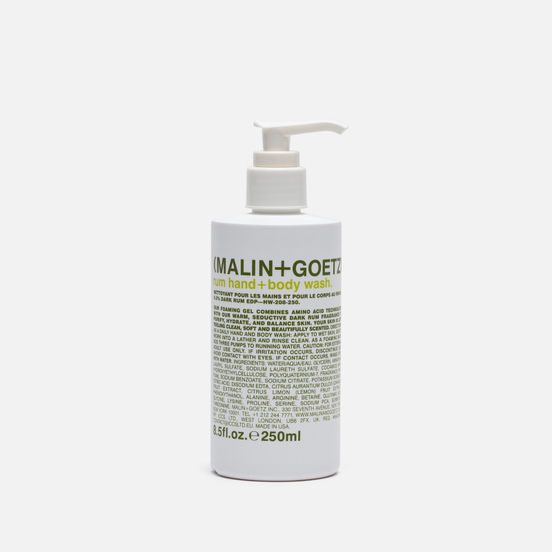 Жидкое мыло Malin+Goetz Rum Medium