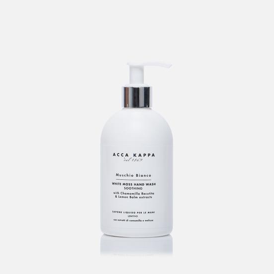 Жидкое мыло Acca Kappa Muschio Bianco 300ml