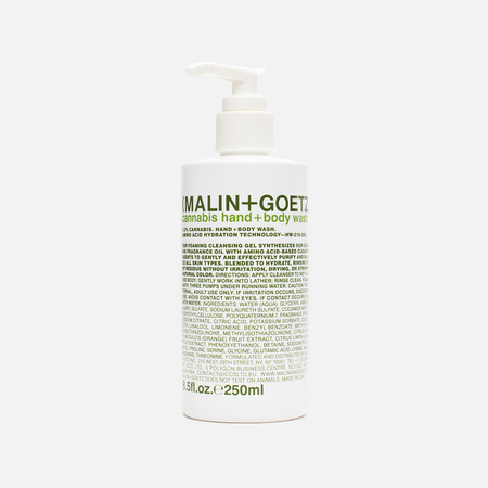 Malin+Goetz Cannabis Liquid Soap 250ml
