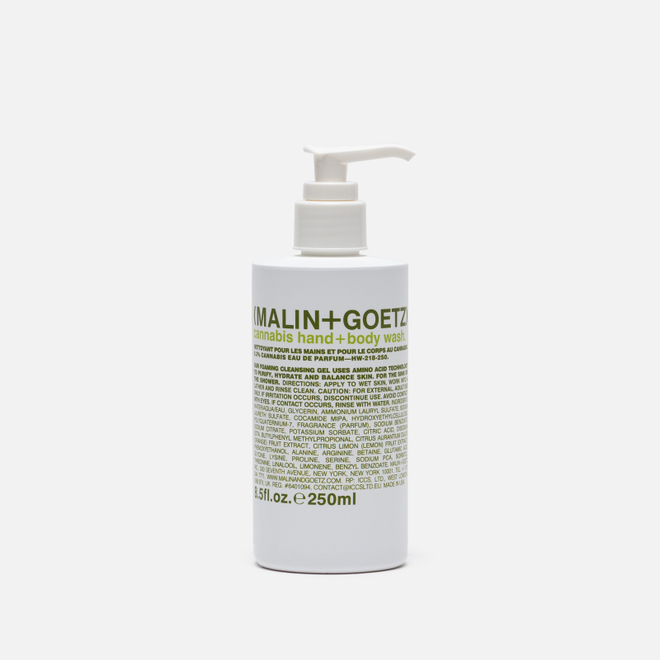 Жидкое мыло Malin+Goetz Cannabis 250ml