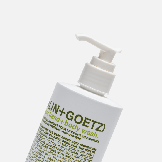 Жидкое мыло Malin+Goetz Cannabis 250ml