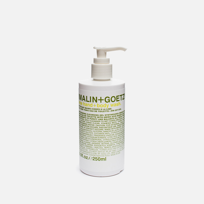 Malin+Goetz Lime Liquid Soap 250ml