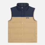 Patagonia Bivy Down Men`s Vest Ash/Tan photo- 0