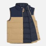 Patagonia Bivy Down Men`s Vest Ash/Tan photo- 1