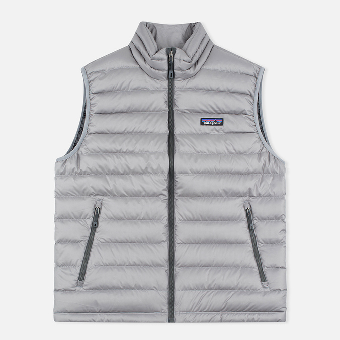Мужской жилет Patagonia Down Sweater Feather Grey