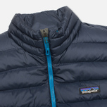 Мужской жилет Patagonia Down Sweater Navy Blue фото- 2