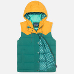 Patagonia Bivy Hooded Women`s Vest Arbor Green photo- 1