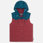 Женский жилет Patagonia Bivy Hooded Oxblood Red фото- 0