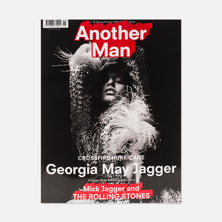 Журнал Another Issue 22 Spring/Summer 2016 - Georgia May Jagger