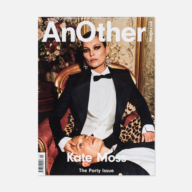 Журнал Another Vol. 2 Issue 3 Spring/Summer 2016 - Kate Moss