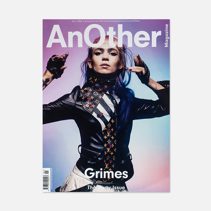 Журнал Another Vol. 2 Issue 3 Spring/Summer 2016 - Grimes