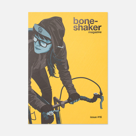 Журнал Boneshaker Issue #16