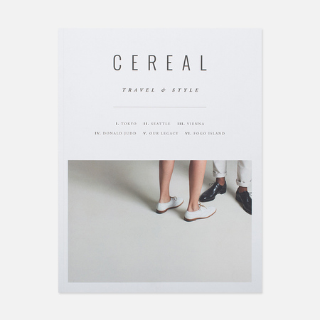 Журнал Cereal №11