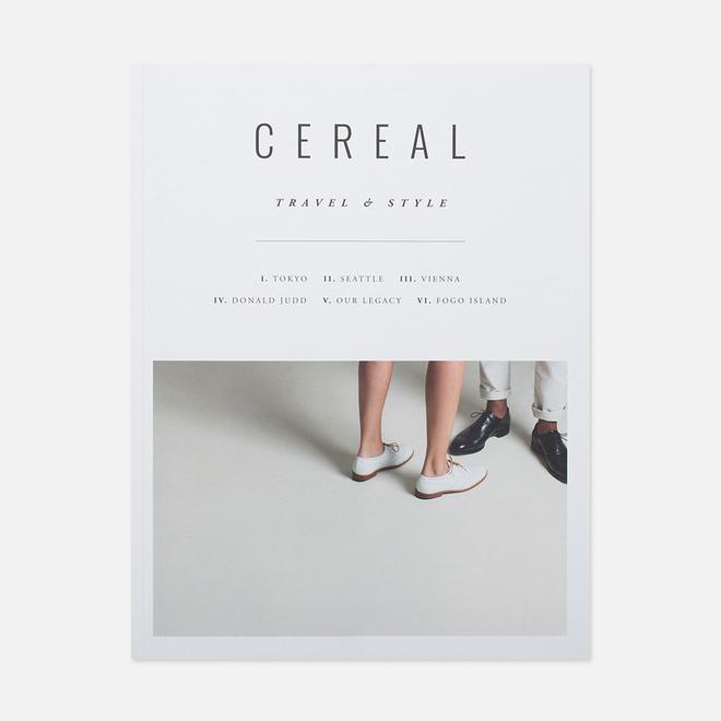 Журнал Cereal №11
