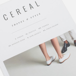 Журнал Cereal №11 фото- 1
