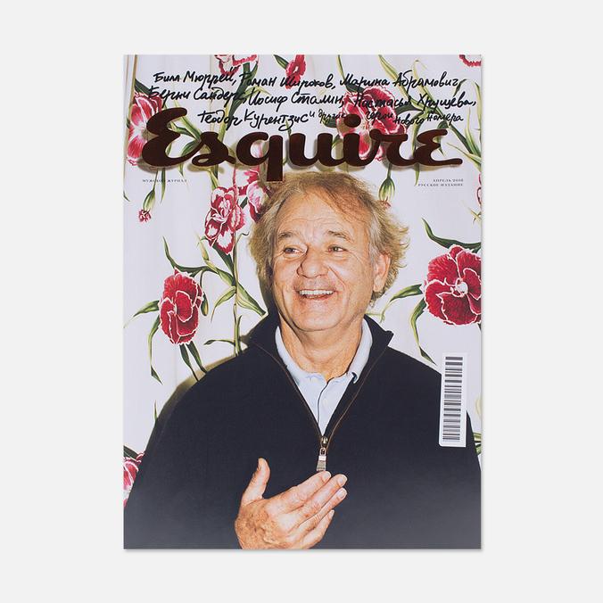 Журнал Esquire № 121 Апрель 2016