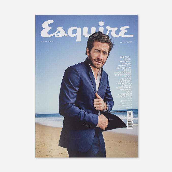 Журнал Esquire № 123 Июнь 2016