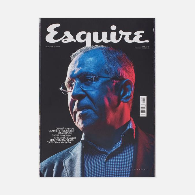 Журнал Esquire № 133 Май 2017