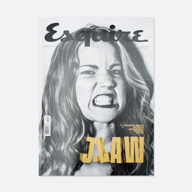 Журнал Esquire № 122 Май 2016