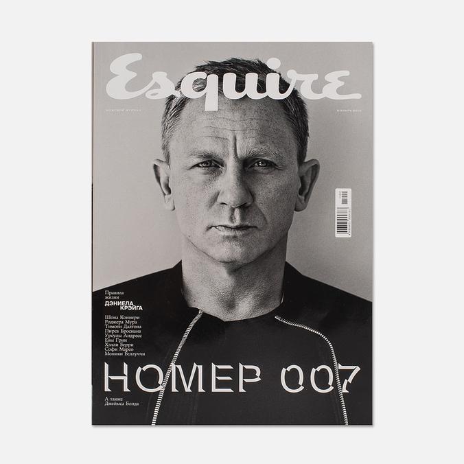 Журнал Esquire № 116 Ноябрь 2015