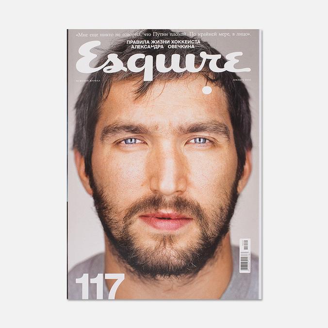 Журнал Esquire № 117 Декабрь 2015