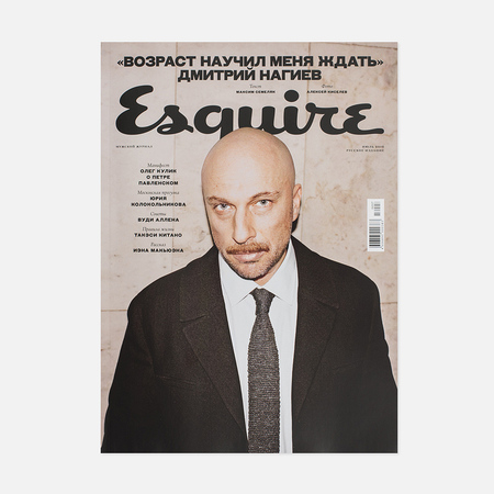 Журнал Esquire № 124 Июль 2016
