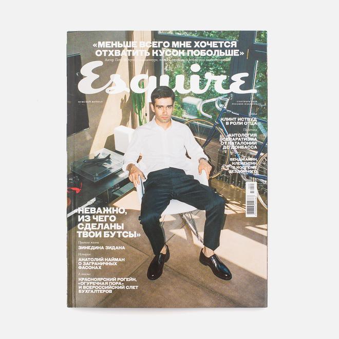 Журнал Esquire № 126 Сентябрь 2016