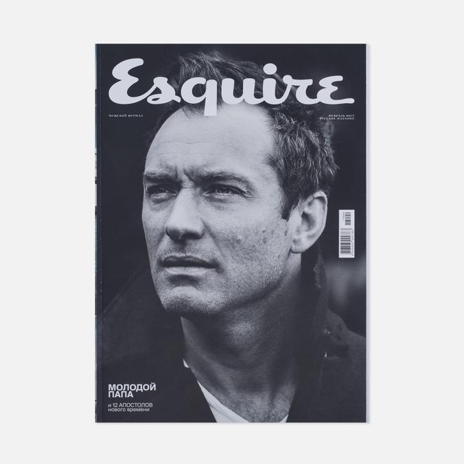 Журнал Esquire № 130 Февраль 2017