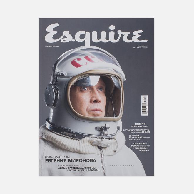 Журнал Esquire № 132 Апрель 2017