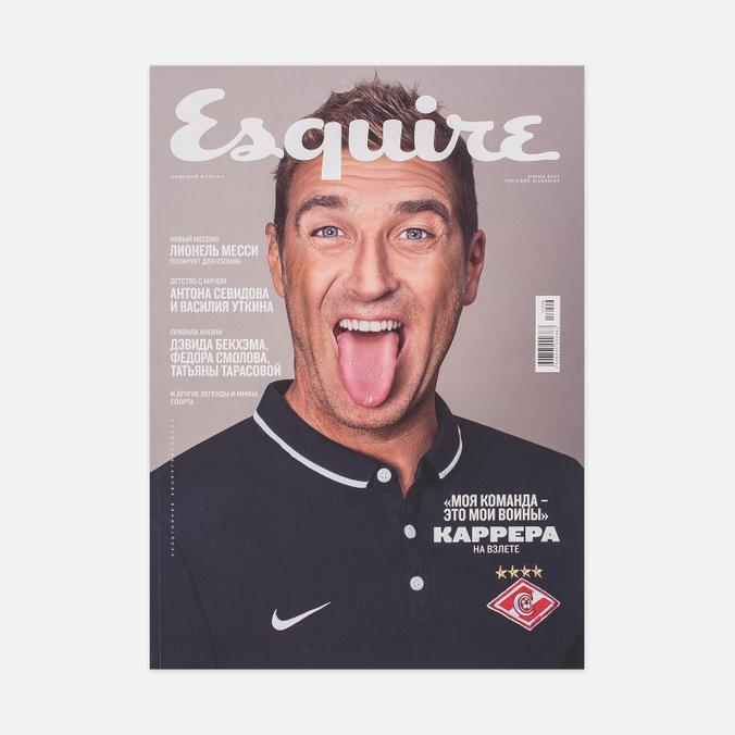 Журнал Esquire № 134 Июнь 2017