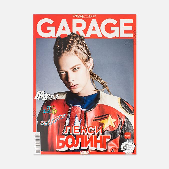 Журнал Garage № 7 Весна/Лето 2016