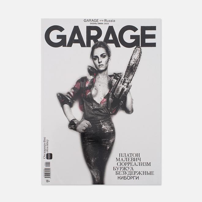 Журнал Garage № 6 Осень/Зима 2015