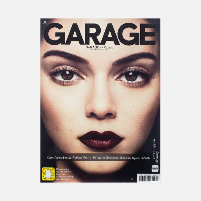Журнал Garage № 8 Осень/Зима 2016