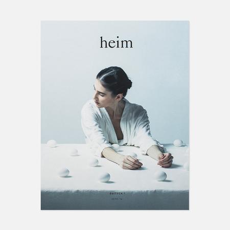 Журнал Heim vol. 1 Лето 2016