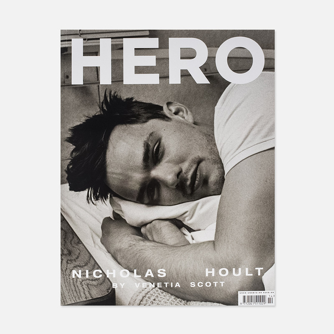 Журнал Hero № 14 winter/spring 2015/2016