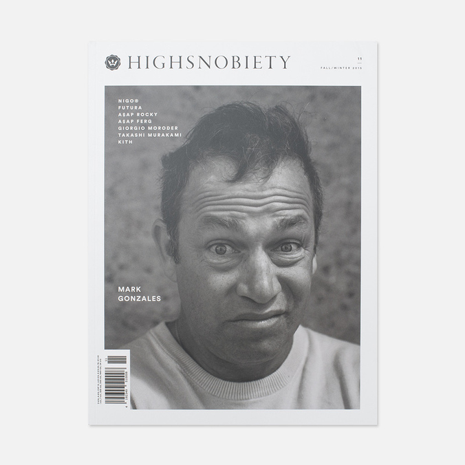 Журнал Highsnobiety Issue 11 Fall/Winter 2015