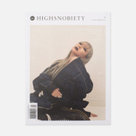 Журнал Highsnobiety Issue 12 Spring/Summer 2016 - CL фото- 0