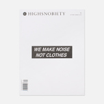 Highsnobiety Issue 12 Spring/Summer 2016 - We Make Noise Magazine photo- 0